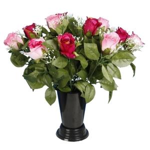 Cône bouton de rose gypso 649878
