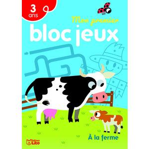 Bloc jeux - À la ferme 650336