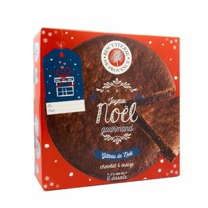 Gâteau de Noël bio en étui de 225 g 652063