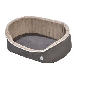 Corbeille Ollie 75 cm gris 652234
