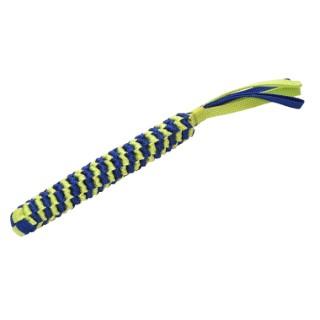 Jouet pour chien Scouby taille M bleu et jaune Ø 4 x L 51 cm 652576
