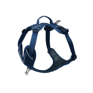 Harnais Momentum Taille 5 Circonférence cage thoracique 80-106cm Bleu 652972