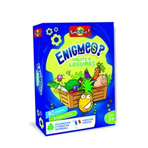 Enigmes – Fruits et légumes 653466