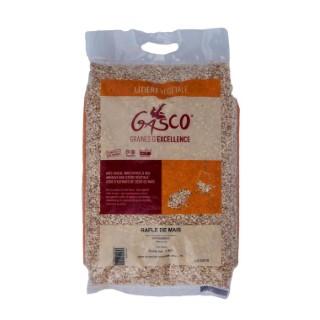 Litière pour basse-cour en rafle de maïs en sac de 3 kg 654303