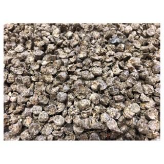 Litière en granulés de paille émiettée bio en sac de 4 kg 654304