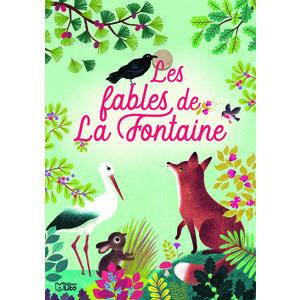 Livre de conte les fables de La Fontaine éditions Lito 655044