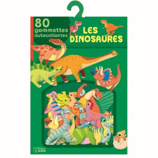 Mes gommettes Lito – Les dinosaures 655055