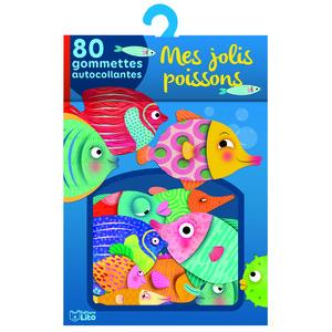 Mes gommettes Lito – Mes jolis poissons 655057