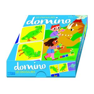 Ma boîte à jeux - Domino - Les dinosaures 655069
