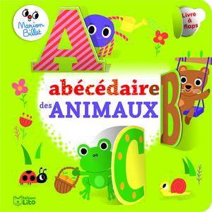 Mon cartonné à flaps abécédaire des animaux éditions Lito 655082
