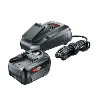 Set Batterie et Chargeur BOSCH 4,0ah 18V 655539