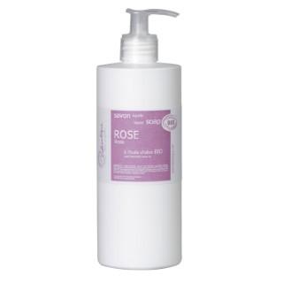 Savon liquide bio Rose 500 ml rose 655637