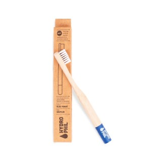Brosse à dents bambou pour enfants Souple bleu 656022