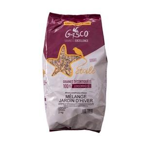 Mélange de graines jardin d'hiver 2 kg 656050