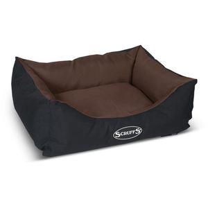 Corbeille pour chien Scruffs Expédition Chocolat 60x50 cm 658348