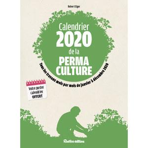 Calendrier 2020 de la permaculture 658446