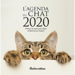 L'agenda du chat 2020 658452