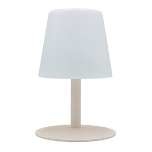 Lampe de table Batimex Standy Mini Cream de H 26 cm 658778