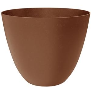 Pot Element rond de 47,8  L coloris marron Ø 48 x 38 cm 658806