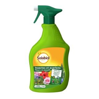 Insectes et acariens Solabiol 750 ml 659184