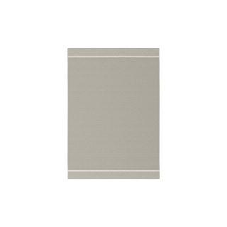 Tapis Lafuma en polypropylène coloris Hegoa gris 659275