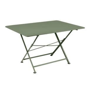 Table pliante Cargo FERMOB cactus L128xl90xh74 659388