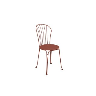 Chaise Opéra + FERMOB ocre rouge 659399