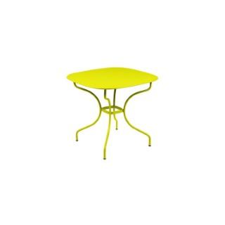 Table Opéra + FERMOB verveine  L82xl82xh74 659434