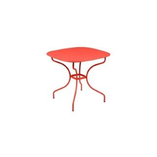 Table Opéra + FERMOB Capucine L82xl82xh74 659436