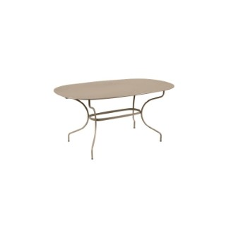 Table Opéra + FERMOB muscade L160xl90xh74 659446