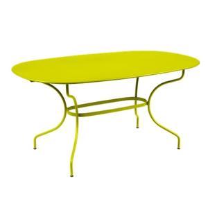Table Opéra + FERMOB verveine L160xl90xh74 659450