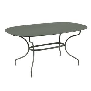 Table Opéra + FERMOB romarin L160xl90xh74 659455
