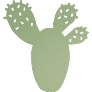 Dessous de plat Cactus Fermob en acier coloris Tilleul 659485