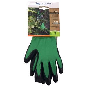 Gant aubépine enduit de latex coloris vert de taille 10 659742