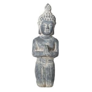 Statue de Buddha à genoux - 18x14x40 cm 659903