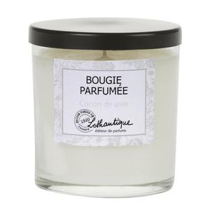 Bougie senteur coton de soie de 160 g 660293