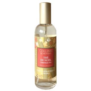 Parfum d'intérieur senteur thé de Noël rouge de 100 ml 660326