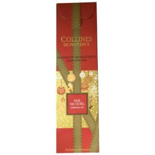 Bouquet aromatique senteur thé de Noël rouge de 100 ml 660329