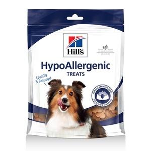 Croquettes pour chien Hill's treats hypoallergenic en sac de 220 gr 661110