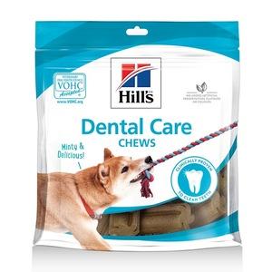 Croquettes pour chien Hill's treats dental care en sac de 170 gr 661113