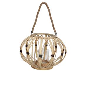 Lanterne Bambou GM Ø39,5xH27 cm 661847