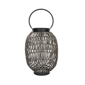 Lanterne Rotin Ø24xH47 cm 661856