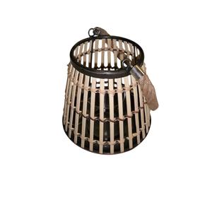 Lanterne Bambou GM Ø25xH26,5 cm 661858