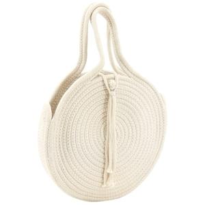 Sac rond en corde de jute – 30x6x29 cm 661908