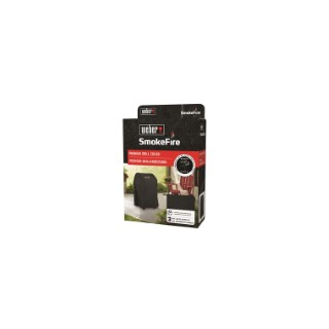 Housse de 24 '' noire pour barbecue Weber smokfire 120 x 112 x 78 cm 662211