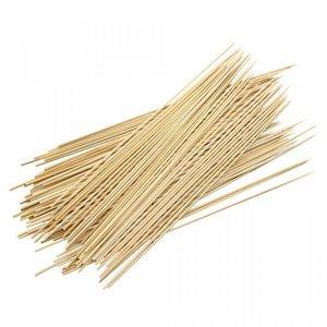 100 Brochettes en bambou Somagic 662738