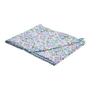Nappe Genevrier multicolore en coton à motifs fleuris 150x250 cm 662817