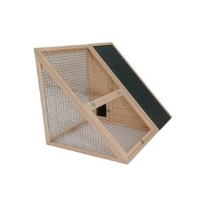 Poulailler design Ava de 1,5 m² en bois 663332