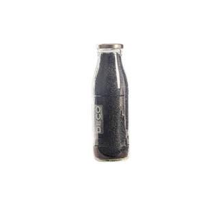 Granulat noir de 2 à 3 mm en bouteille de 500 ml 663553