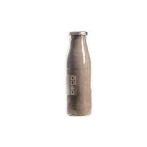 Granulat gris de 2 à 3 mm en bouteille de 500 ml 663554
